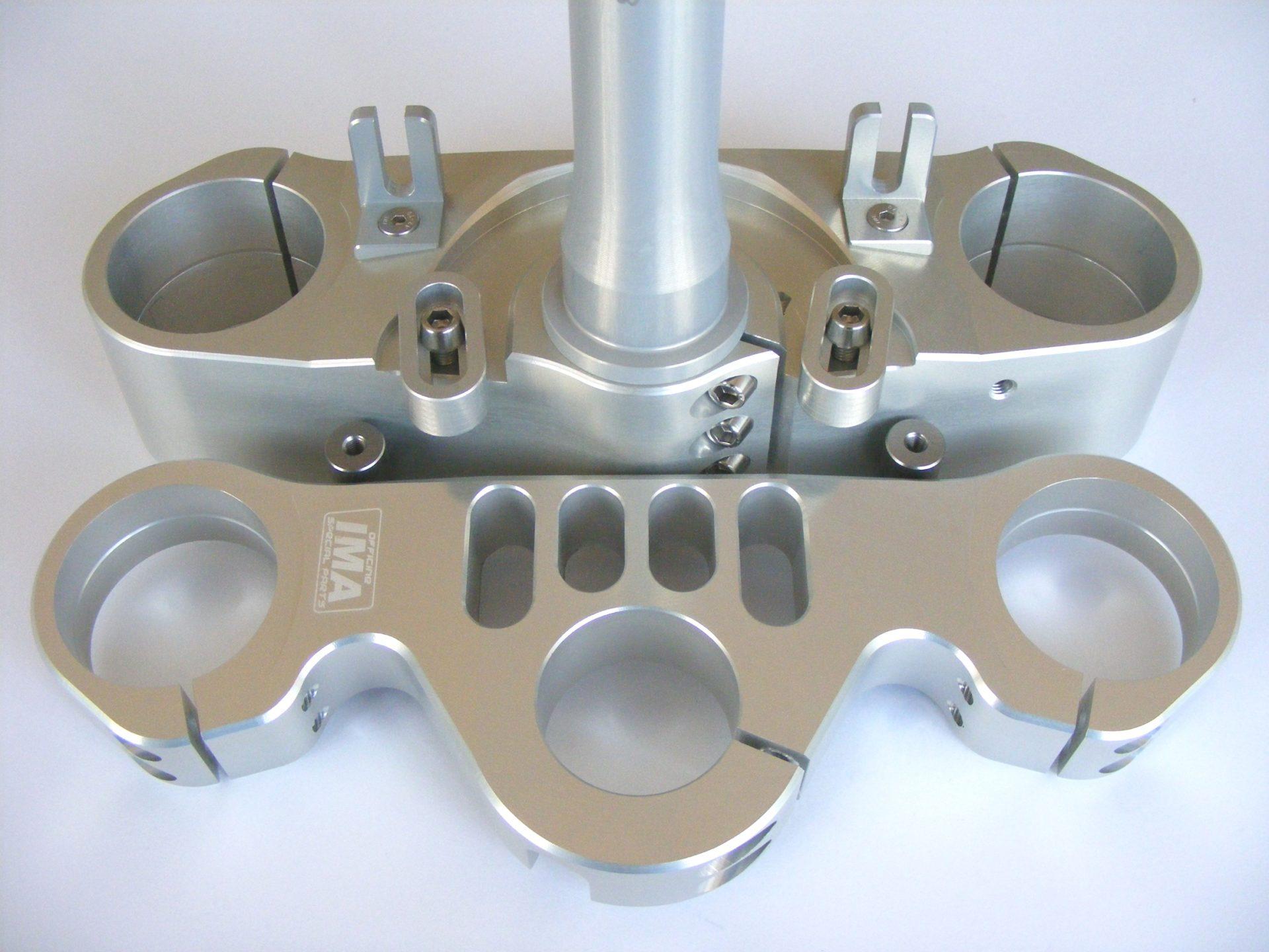 Piastre sterzo Ducati Monster_1