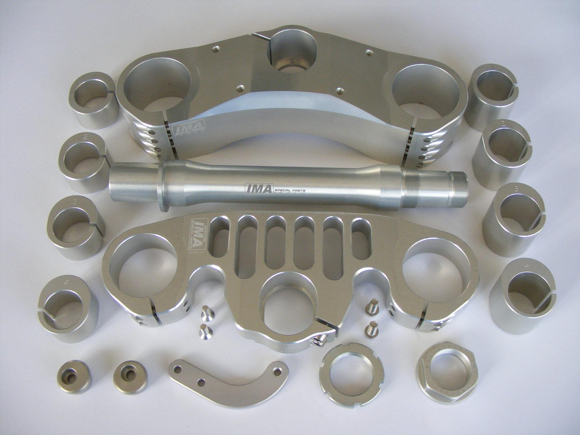 Piastre sterzo Ducati 1098_3