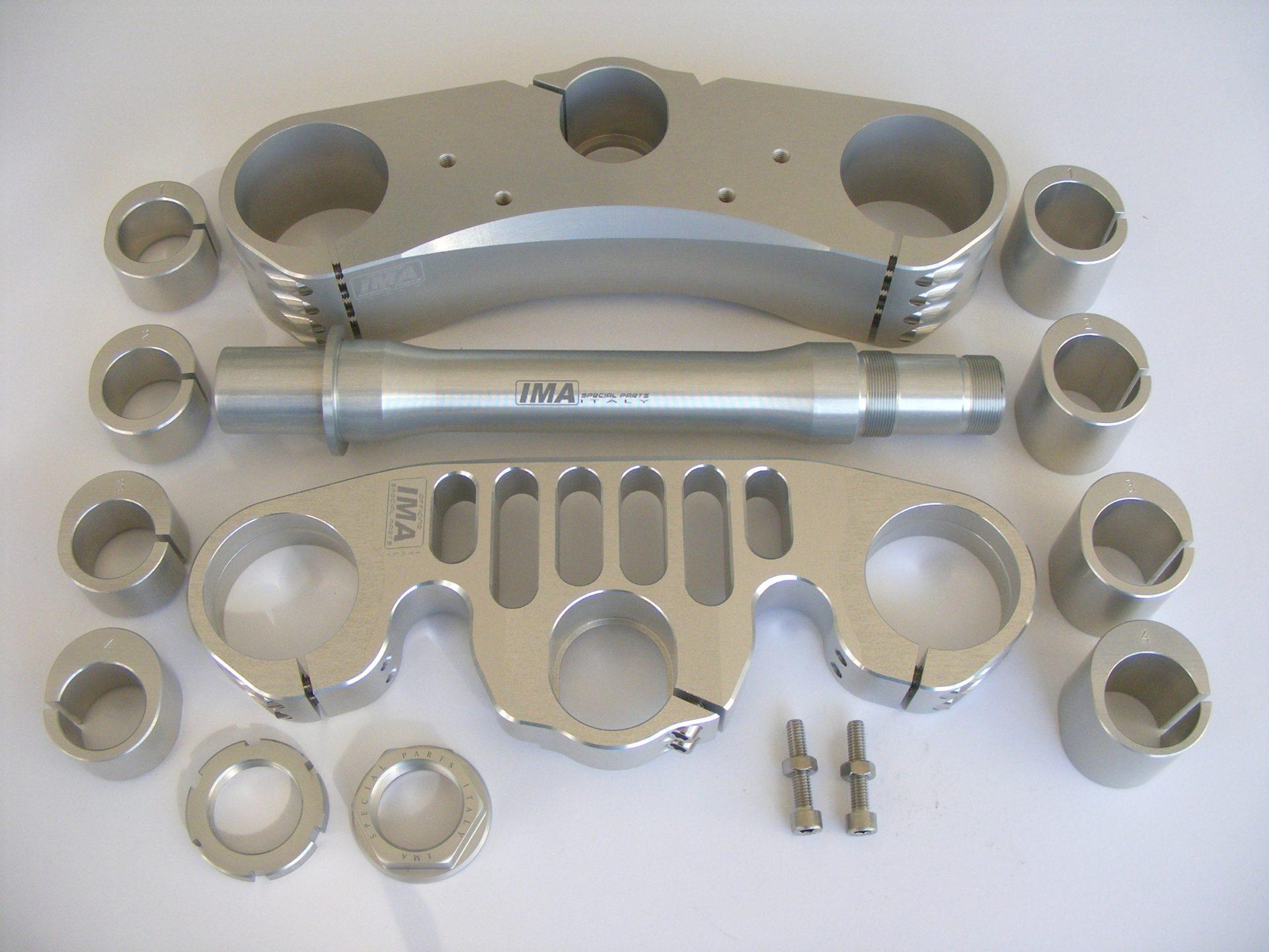 Piastre sterzo ZX10R 2004-2007_5